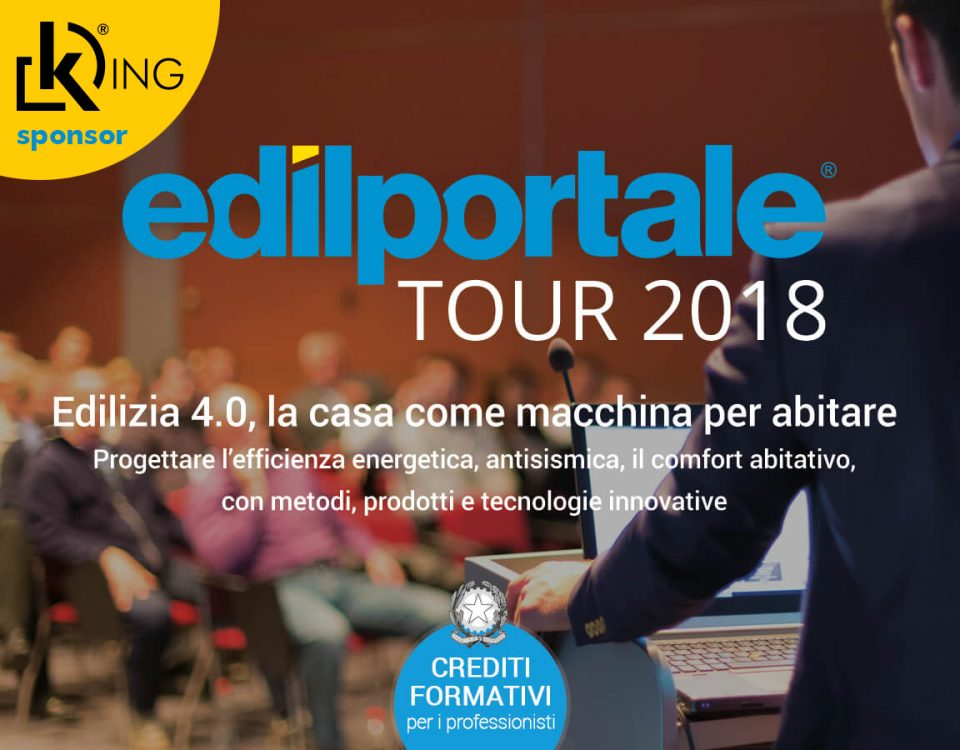 King- Tour Edilportale 2018
